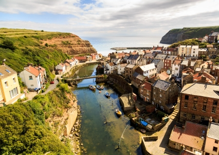 yorkshire-Staithes
